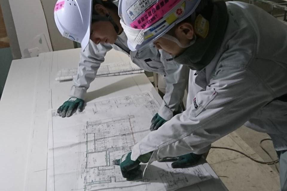 高卒 建設業の職人の求人